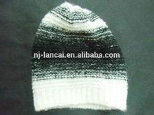 Adults winter hats Knitting hats Acrylic hat