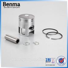 ceramic cylinder piston Precise machine size, most popular JOG 50 piston with top quality,