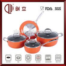 non-stick eco friendly cookware