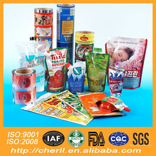 gravure soft plastic printed laminated packing materials packing industry
