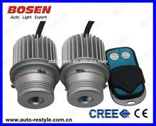 10W RGB cree chip angel eyes for E39 E60 E61 E87 E63 E64 E65 E66 E53