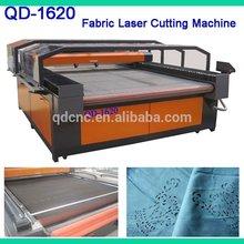high speed leather/fabric laser cutter/fabric laser cutting machine QD-1620