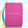 three fold ultra slim leather pu smart case stand cover for ipad 5