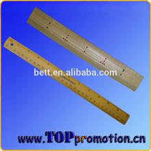 30cm wood ruler