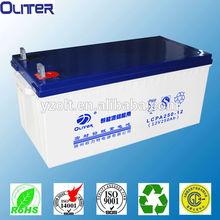 lead acid battery AGM security battery 12v 250ah