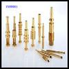 Custom cheap high precision small brass metal cnc turning part