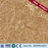 H9DPS16025 600x600mm indoor brown glazed porcelain tiles marble imitation floor
