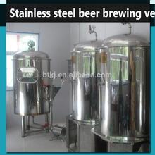Stainless steel beer brewing vessel product beer for sale