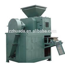 Factory sale henan huaye coal powder ball briquette press machine