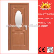 Luxury Design Carved MDF Door Panel Flush Doos Prices SC-P012