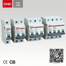 China top 500 Enterprise.YCB2-63 MCB 225 Amperes 3 Poles