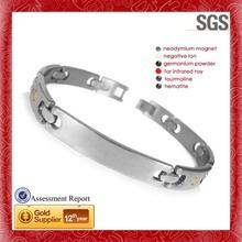 mens fancy men\s alloy braceletscheap zirconia magnetic bracelet clasps wholesale