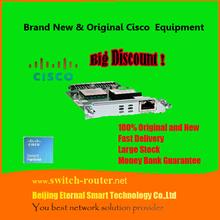 Cisco High-Speed WAN Interface Card network module VWIC2-2MFT-T1/E1=