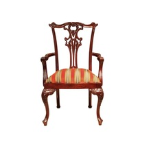 GY10067 wooden high chair antique