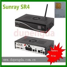 SIM A8P Sunray 800 HD se wifi Triple Tuner -S2/-C/-T digital TV converter set top box