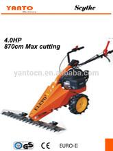 870cm power Sythe. Rough cut grass/scrub cutter. Paddock mower.