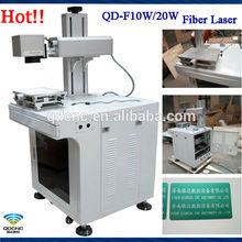 CNC fiber laser engraver / Fiber engraving machine QD-F10A/QD-F20A/QD-F30A