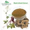 black cohosh powder/black cohosh p.e./black cohosh extract powder