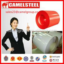 DX51D hardness G275 color coated Z60 galvanized sheet