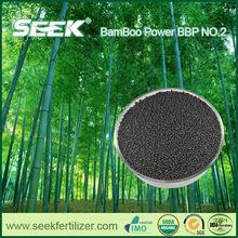 Environmental biochar and humus fertilizer with EM