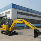 China Mini Digger Small Excavator