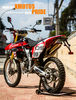 XMOTOS XB37B - XZ250RS V4 MOTARD VERSION - 250CC ENDURO DIRT BIKE