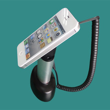 factory directly sale security retail display stand for cell phone with alarm and charge