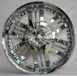 European Silver Rim New Design: Alloy Wheel Rim Chrome 22 inch 24 inch (ZW-S105)