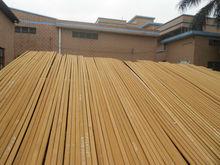 2014 YULI natural teak decking panels