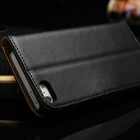 New Product Wallet Flip Leather Case for Iphone 3gs