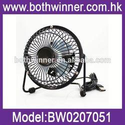 Fresh mini fan with blue light