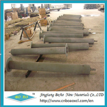 best quality centrifugal cast iron pipe from china