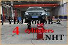 YDJ-3000B-2 NHT Super Low Scissor Lift (Movable) pneumatic 3.0tons