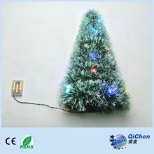 30L Colorful christmas tree lights used for indoor/outdoor QC-CL30