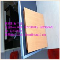 european style aluminum ceiling designs, wood look ceiling for middle east