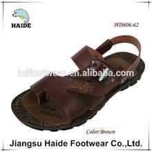 fany sandals microfiber pu leather upper sandals chappal