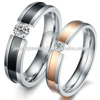 Titanium love rings, love rings of Titanium 2014 new trend Titanium love rings