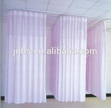 Beaded sickbed hospital church fireproof medical curtain design