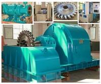 water turbine generator unit / hydroelectric