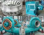 water turbine generator unit / hydro turbine 100kw - 50 MW