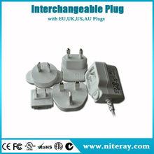 Singapore malaysia travel plug adapter / switch mode power supply / set top box power adapter