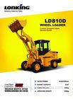 LG810D mitsubishi wheel loader