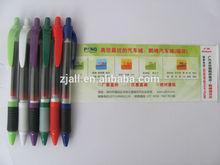 advertising banner promotional calendar pen