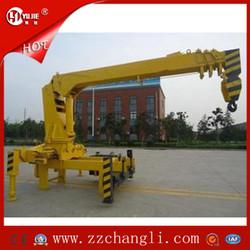 8 tons telescopic boom truck mounted crane,8 ton truck mounted crane,truck mounted crane jib crane