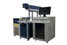 75w laser marking machine for cosmetics, solar energy, handicrafts