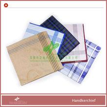 popular cotton embroidery mens silk handkerchief