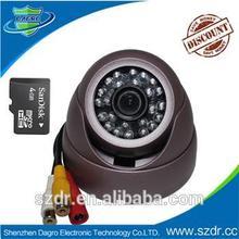 T921 PTZ Camera Smart Home Mini Digital CCTV Camera with Memory Card