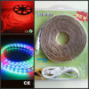 China LED strip supplier high quality 60leds w2811 rgb led strip power supply