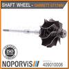 Garrett GT1749V 7135170011 turbo Turbine Wheel , shaft and wheel , turbine shaft - Turbo charger parts - Garrett turbo parts