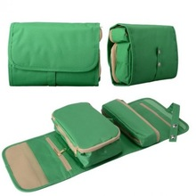 Removable / foldable travel bag, cosmetic bag for men